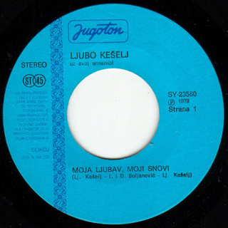 Ljubo Keselj - Diskografija R-323714