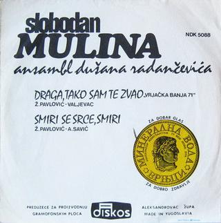 Slobodan Mulina - Diskografija  R-323912