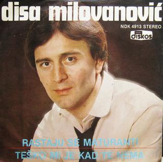 Radisa Disa Milovanovic - Diskografija  R-324210