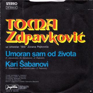 Toma Zdravkovic - Diskografija R-325110