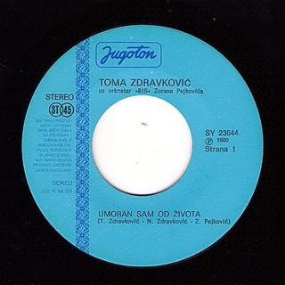 Toma Zdravkovic - Diskografija R-325111