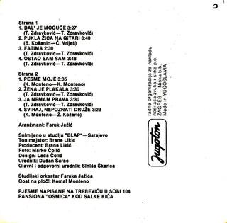 Toma Zdravkovic - Diskografija R-325611
