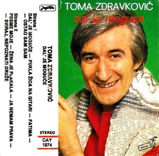 Toma Zdravkovic - Diskografija R-325613