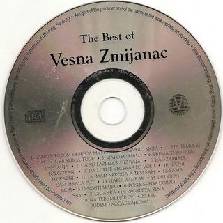 Vesna Zmijanac - Diskografija R-327912