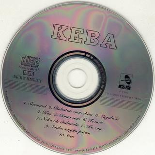 Dragan Kojic Keba - Diskografija R-329412