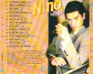 Nikola (Amir) Resic Nino - Diskografija  R-329513