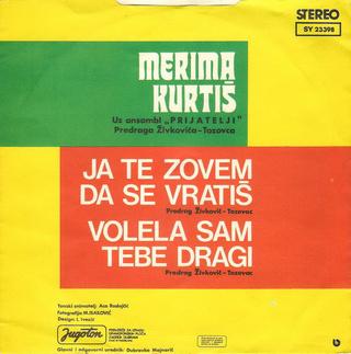 Merima Kurtis Njegomir - Diskografija  R-331015