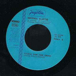 Merima Kurtis Njegomir - Diskografija  R-331016