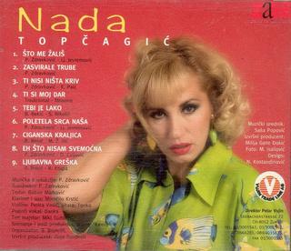 Nada Topcagic - Diskografija R-331311