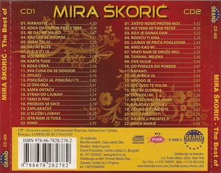 Mira Skoric - Diskografija  R-332112