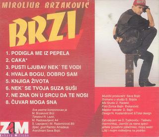 Miroljub Brzakovic Brzi- Diskografija R-332316