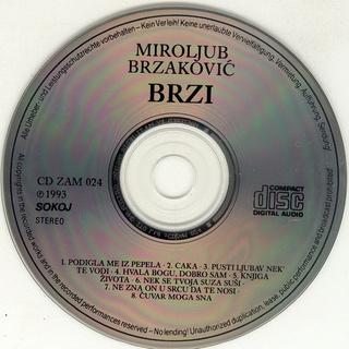 Miroljub Brzakovic Brzi- Diskografija R-332317