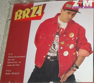 Miroljub Brzakovic Brzi- Diskografija R-332318