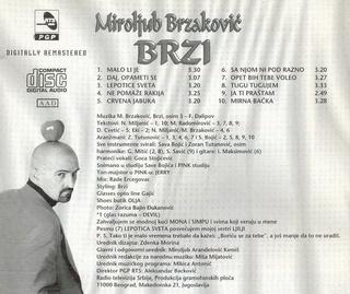 Miroljub Brzakovic Brzi- Diskografija R-332412