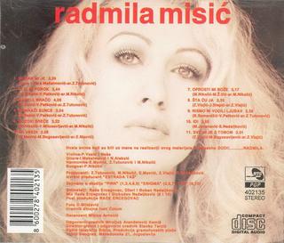 Radmila Misic - Diskografija R-332510