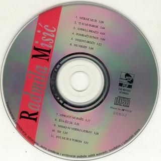 Radmila Misic - Diskografija R-332511
