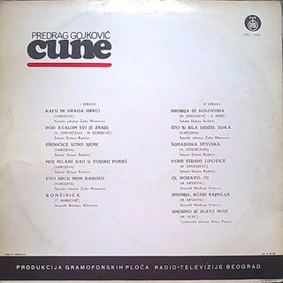 Predrag Gojkovic Cune - Diskografija  - Page 2 R-332823