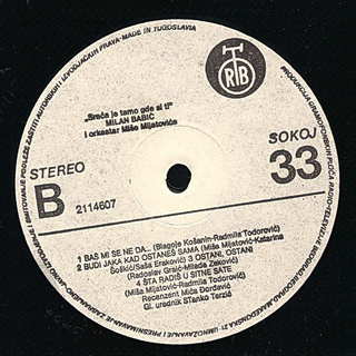 Milan Babic - Diskografija 2 R-333016