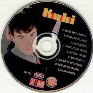 Ivan Kukolj Kuki - Diskografija  R-333112