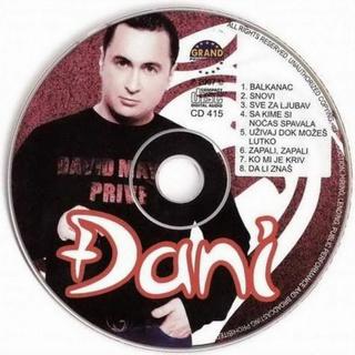 Djani (Radisa Trajkovic) - Diskografija 2 R-333524