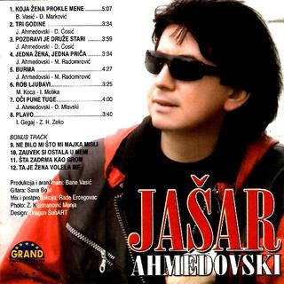 Jasar Ahmedovski - Diskografija R-335317