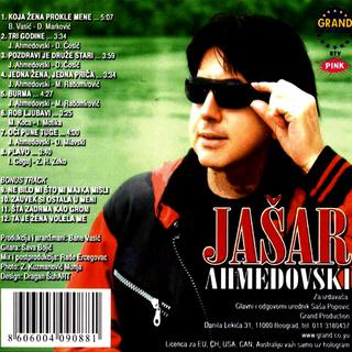 Jasar Ahmedovski - Diskografija R-335321