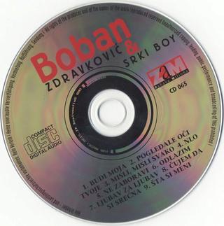 Boban Zdravkovic - Diskografija R-335417