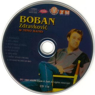 Boban Zdravkovic - Diskografija R-335422