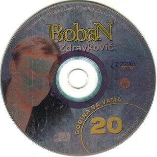 Boban Zdravkovic - Diskografija R-335513