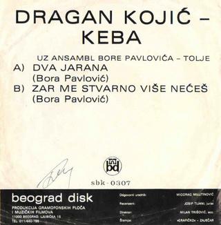 Dragan Kojic Keba - Diskografija R-335610