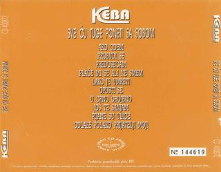 Dragan Kojic Keba - Diskografija R-335622