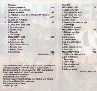 Dragan Kojic Keba - Diskografija R-335820