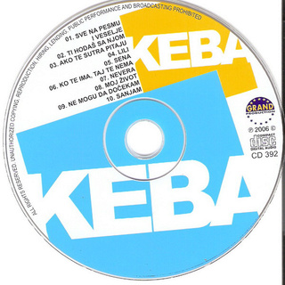 Dragan Kojic Keba - Diskografija R-335827