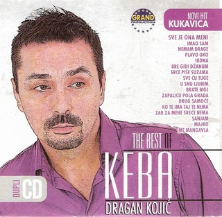 Dragan Kojic Keba - Diskografija R-335831