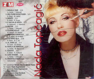 Nada Topcagic - Diskografija R-336014