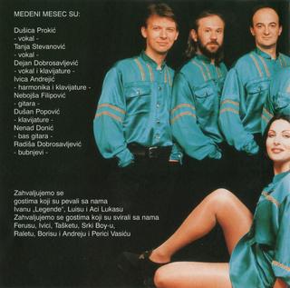 Medeni Mesec - Diskografija R-336322