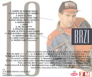 Miroljub Brzakovic Brzi- Diskografija R-336411