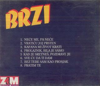 Miroljub Brzakovic Brzi- Diskografija R-337711