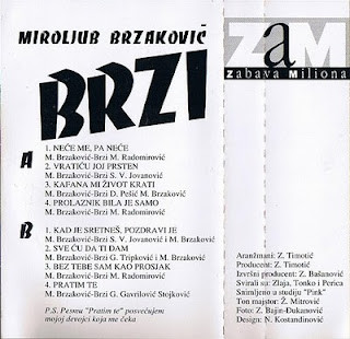 Miroljub Brzakovic Brzi- Diskografija R-337712