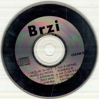 Miroljub Brzakovic Brzi- Diskografija R-337714