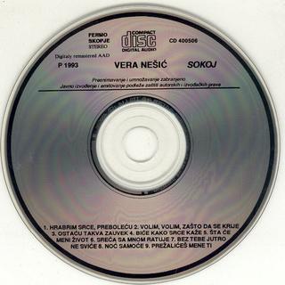 Vera Nesic - Diskografija  R-338212
