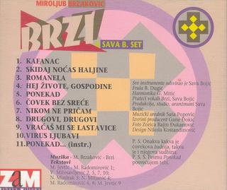 Miroljub Brzakovic Brzi- Diskografija R-338311