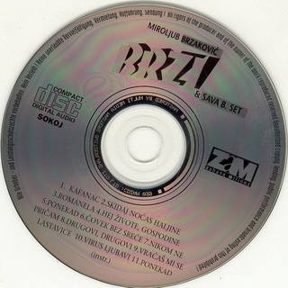 Miroljub Brzakovic Brzi- Diskografija R-338312