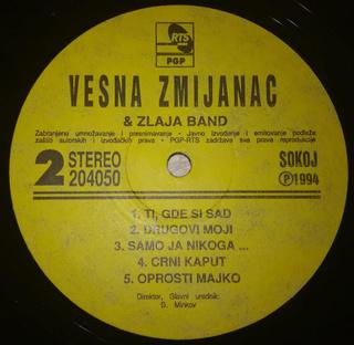 Vesna Zmijanac - Diskografija R-338910