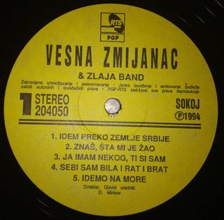 Vesna Zmijanac - Diskografija R-338912