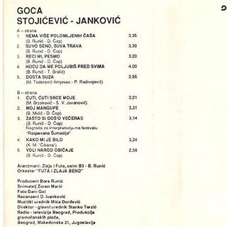 Gordana Stojicevic - Diskografija  - Page 2 R-339028
