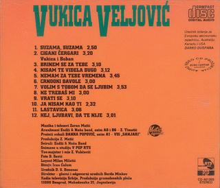 Vukica Veljovic - Diskografija  R-339226