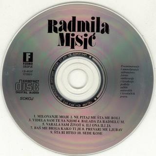 Radmila Misic - Diskografija R-339617