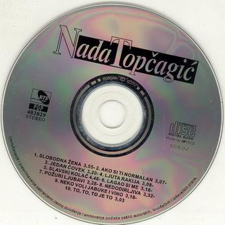 Nada Topcagic - Diskografija R-340312