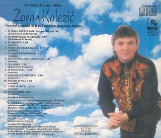 Zoran Kalezic - Diskografija R-340511